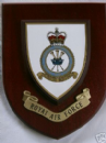 RAF Royal Air Force Music Services Regimental Military Wall Plaque Shield